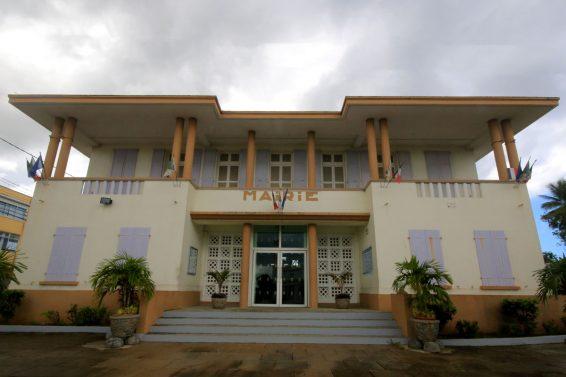 Mairie du Lamentin