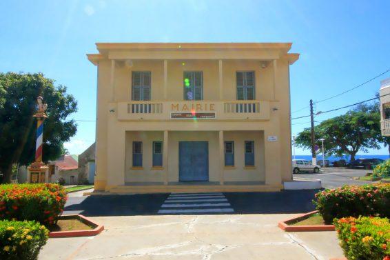 Mairie de Pointe-Noire