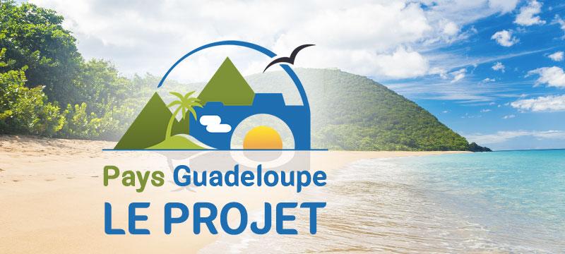 Soutenez le projet «Pays Guadeloupe»