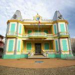 La mairie du Moule