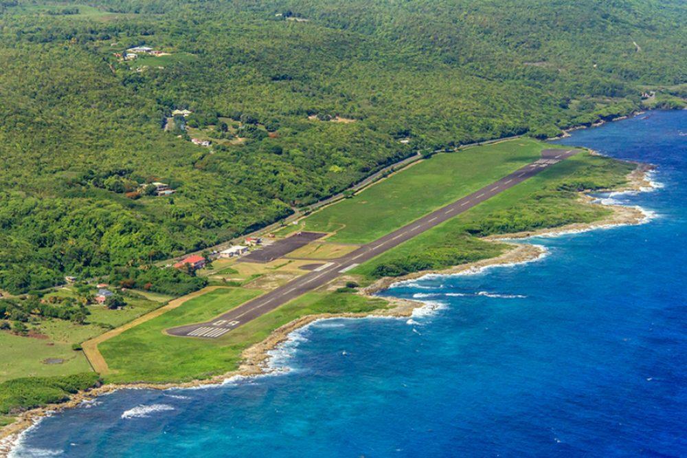 Aérodrome de Marie-Galante | Pays Guadeloupe - Annuaire