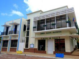 Mairie de Deshaies