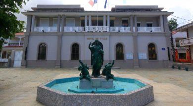 Mairie de Sainte-Rose