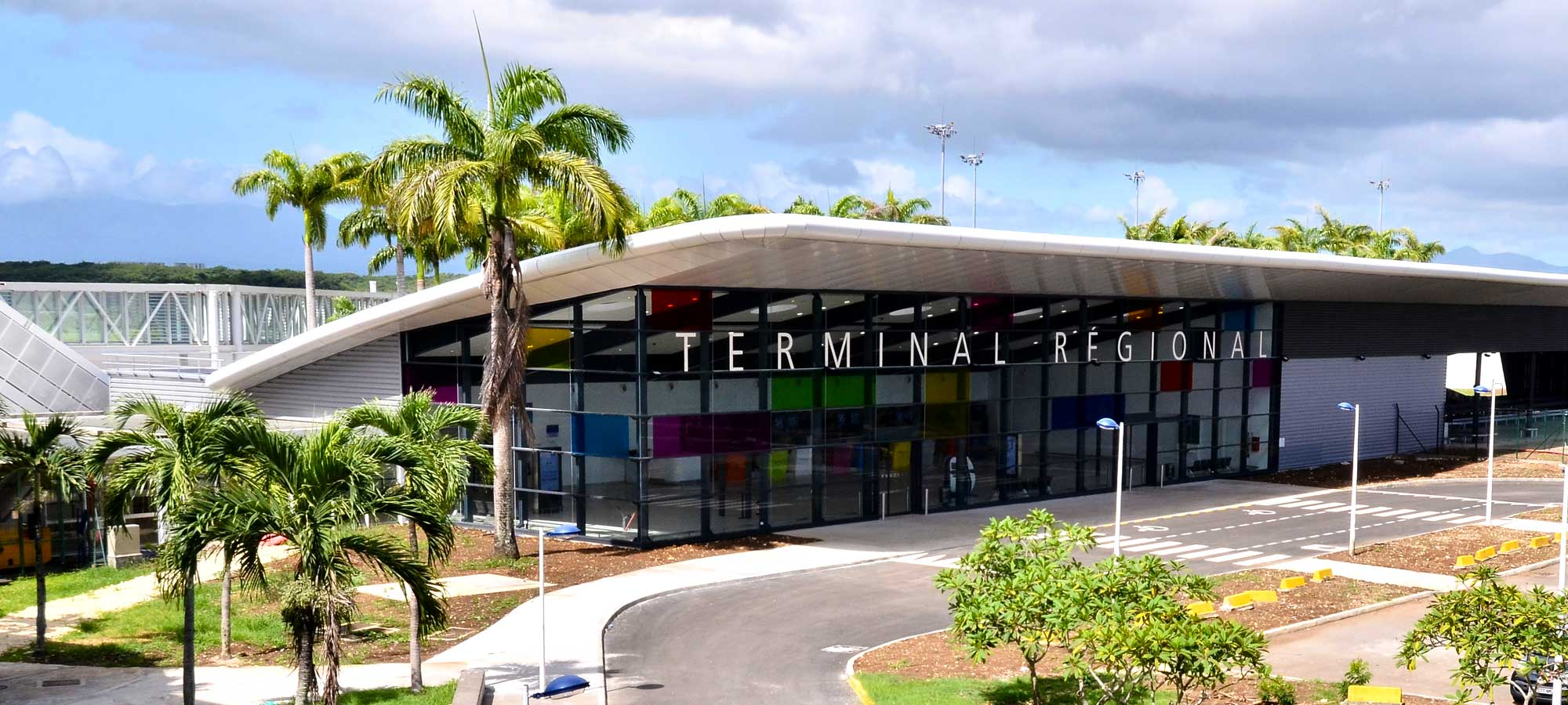 L'aéroport Guadeloupe Pôle Caraïbes bat un nouveau record