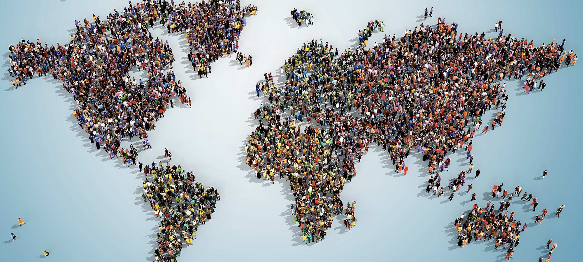 La Guadeloupe peut abriter toute l'humanité