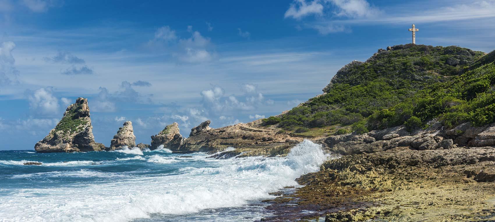 La Guadeloupe citée parmi les 3 îles de la Caraïbe à visiter cette année