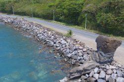 Route du littoral de Riviere Sens